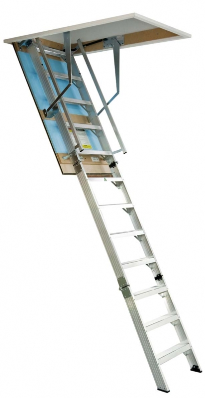 Attic Pull Down Ladders