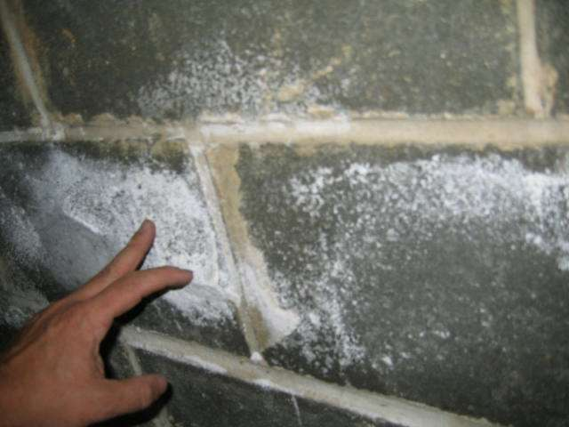 Efflorescence Signature Home Inspecttion