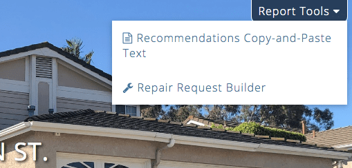 Repair Request Builder