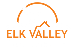 elk valley home inspections logo