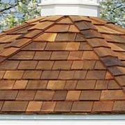 Beautiful Wood Shake Roof