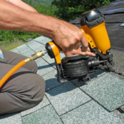 Architectural Shingle Roof Installation
