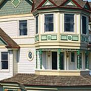 Queen Ann Victorian Siding