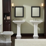 Bathroom Pedestal Sinks