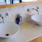 Vessel Sinks and Vanity