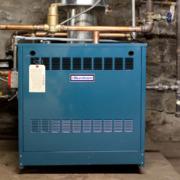 Blue Boiler