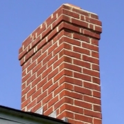 Red Brick Chimney