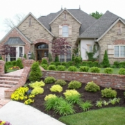 Landscaping Front House