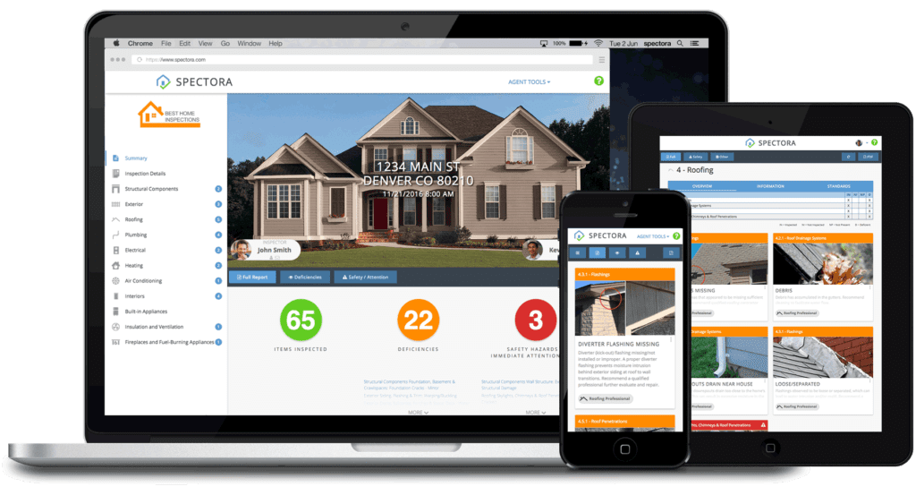 Your Home Inspection Report - Bless This Nest