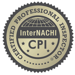 InterNACHI Certified Professional Inspector Badge