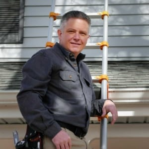 John Phillips, owner and lead inspector off Iron Horse Home Inspections