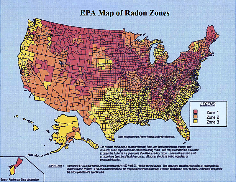 Radon Inspection HomeTruth Property Inspection LLC