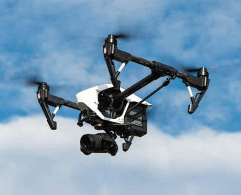 3B Property Inspections Drone