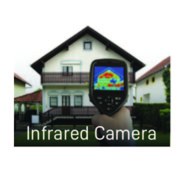 3B Property Inspections Infrared Camera
