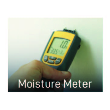3B Property Inspections Moisture Meter