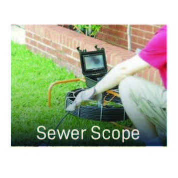 3B Property Inspections Sewer Scope